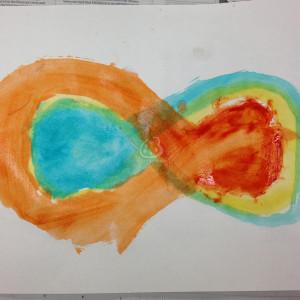 DIY Watercolors on Paper