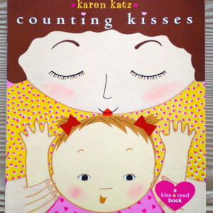 A Darling Valentine's Counting Book