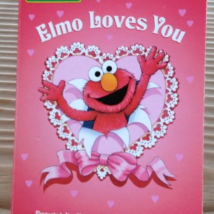 Elmo In Love!