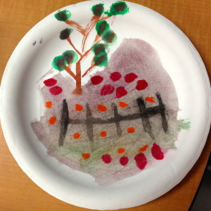 A Child's Plate