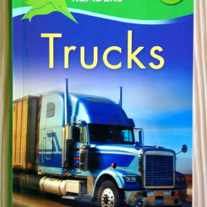 Here is an nonfiction book on work vehicles