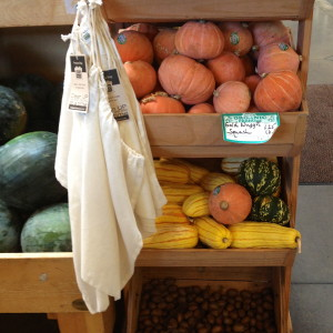 Squash, Nuts, and Melons