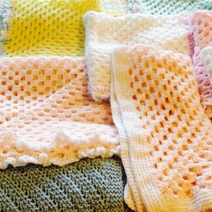 Knit and Crocheted