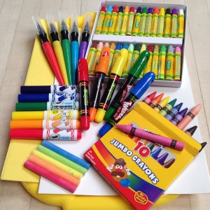 Crayons, Markets, and More!
