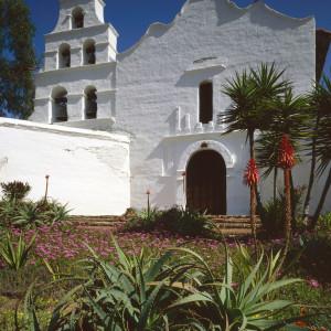 San Diego Mission ~ La misión de San Diego