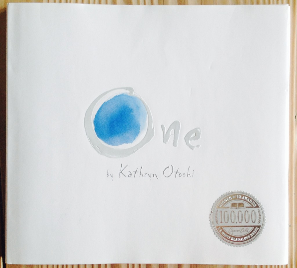 One By Kathrin Otoshi