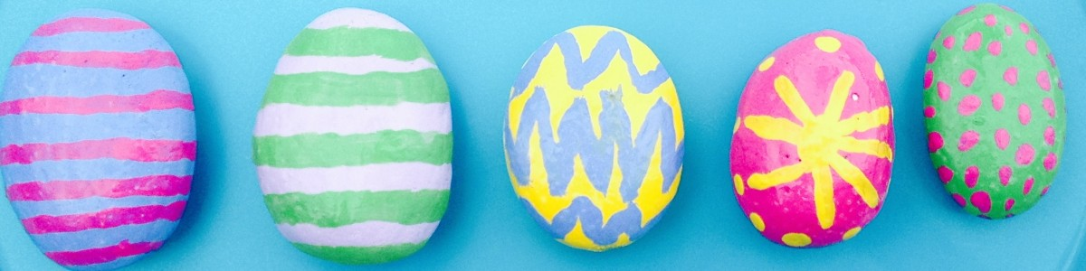 "Permanent Easter ""Eggs"""