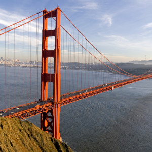 Golden Gate Bridge ~ Puente Golden Gate