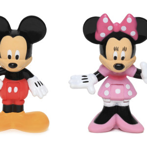 Mickey & Minnie Mouse ~ Ratoncito Mickey y Minnie