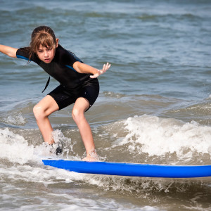Surfer Girl ~Una Muchaca del surf