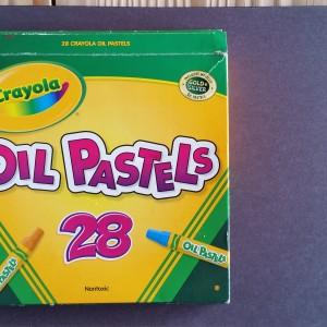 Nontoxic Oil Pastels