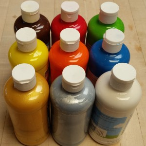 Our Paint Collection