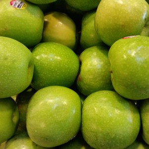 Green Apples ~ Manzanas verdes