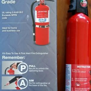 Kitchen Safety ~ Seguridad en la cocina