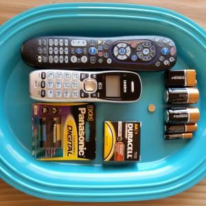 Battery Safety ~ Seguridad con pilas