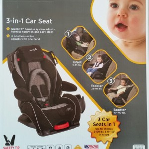 Car Seats ~ Asientos de seguridad