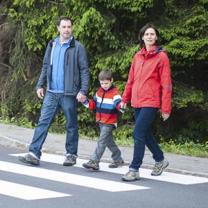 Pedestrian Safety- Seguridad de los peatones