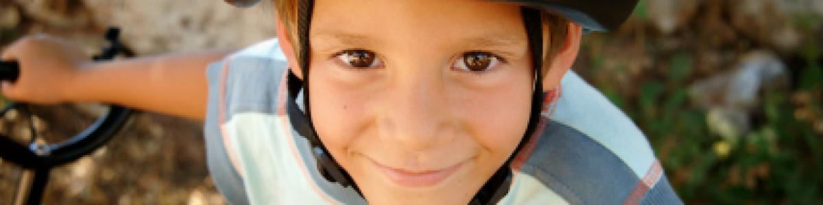 Helmets  and Bikes