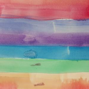 Preschool Rainbow ~ Arco iris de preescuela