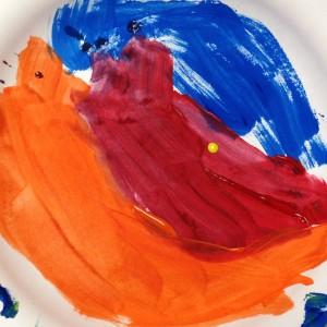 Toddler Rainbow ~ Arco iris del jóvencito