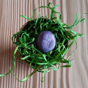 Purple Fantasy Egg
