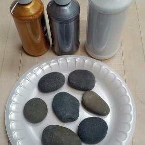 Rocks & Blick Nontoxic Tempera