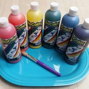 Safe Paint ~ Pintura inocuo