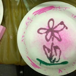 Preschool Art ~ Arte del preescolar 4