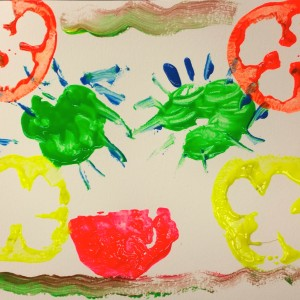 Child's Painting 2