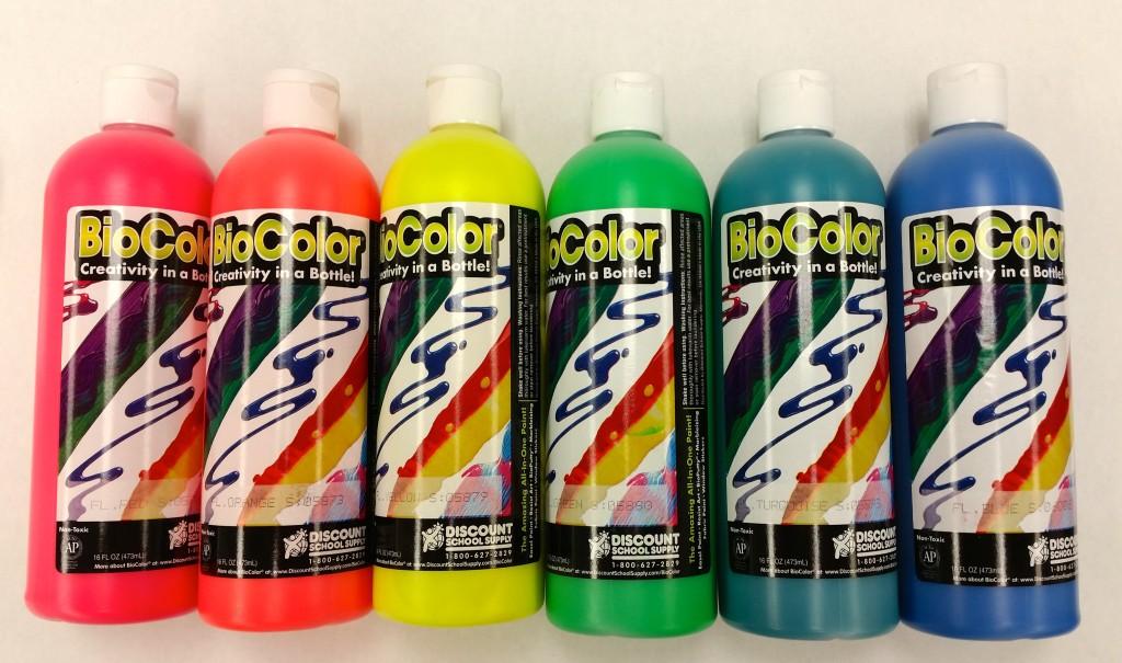 BioColors Neon Paint