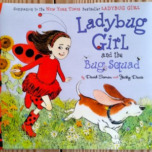 Lady Bug Girl and the Bug Squad