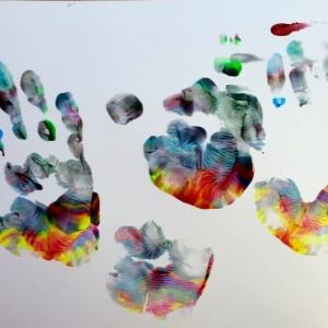 Handprint Painting