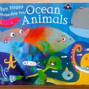 Ocean Animals  (Nonfiction)