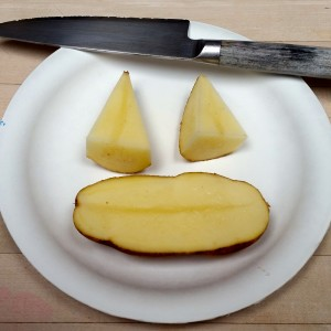 Potato Print 3
