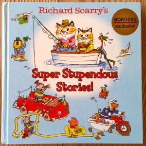 Super Stupendous Stories!