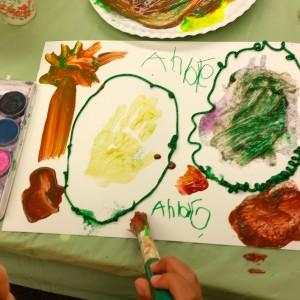 Preschool Painting 4