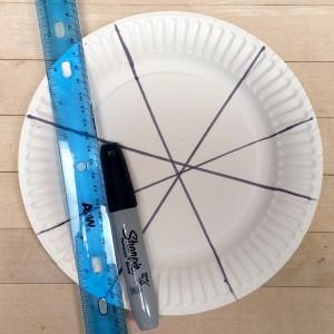 Divide up plate.