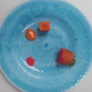 Carrot Cut Square