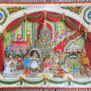 Nutcracker Suite Calendar