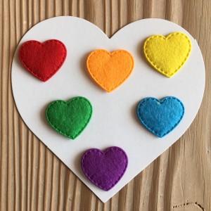 Primary Hearts ~ Corazónes primarias