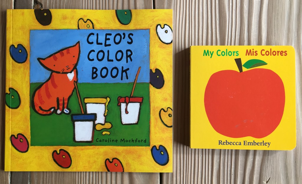 Cleo's Color Book ~ Mis Colores