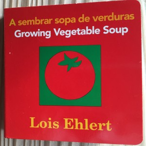 Vegetable Soup ~ Sopa de verduras