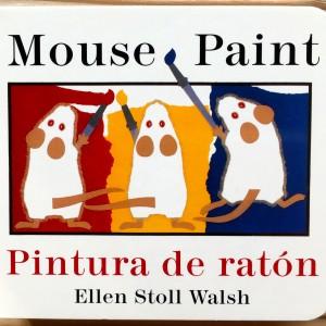 Mouse Paint ~ Pintura de ratón