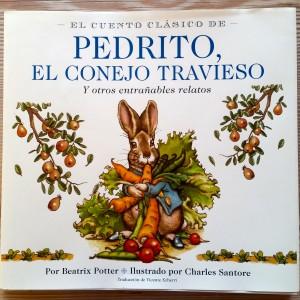Pedrito, El Conejo Travieso