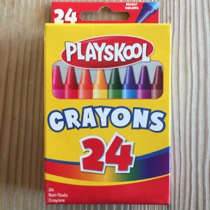 Crayons Lapices de color