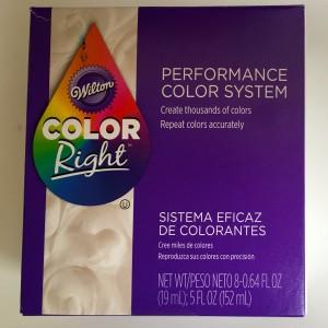 Food Coloring ~ Colorante vegetal