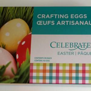 Craft Eggs ~ Huevos de artisanía