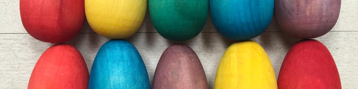 Eggs ~ Huevos