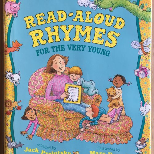 Fun Rhymes for Young and Old Alike