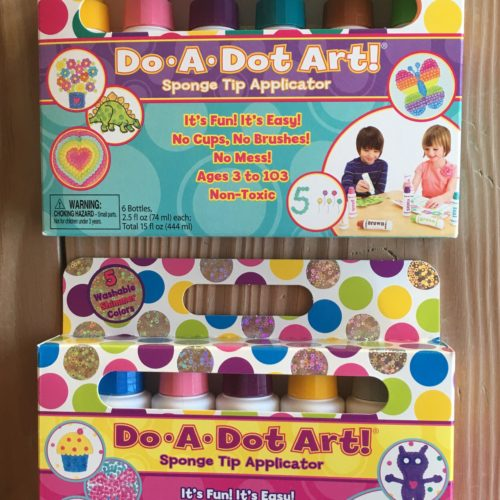 Do-A-Dot-Art! Daubers